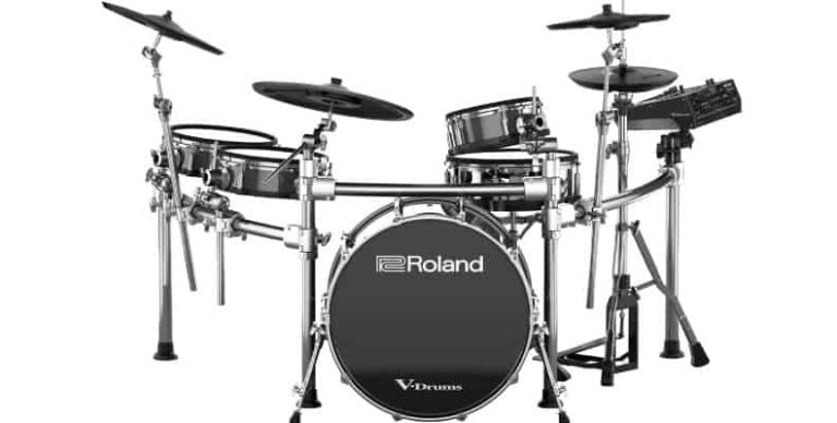 Roland-td-50-electronic-drum-set-review