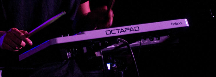 This image has an empty alt attribute; its file name is roland-octapad-drum-pad-1-744x265.jpg