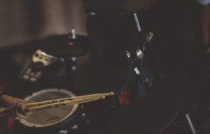 playing-drums