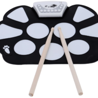The Best Roll Up Electronic Drum Kits 2020