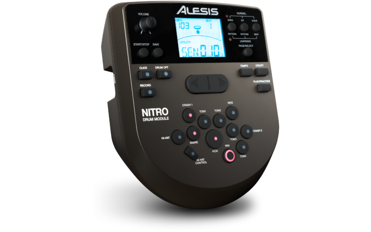 Alesis-Drum-Module