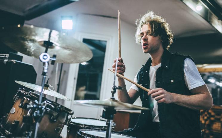 drumming sucks