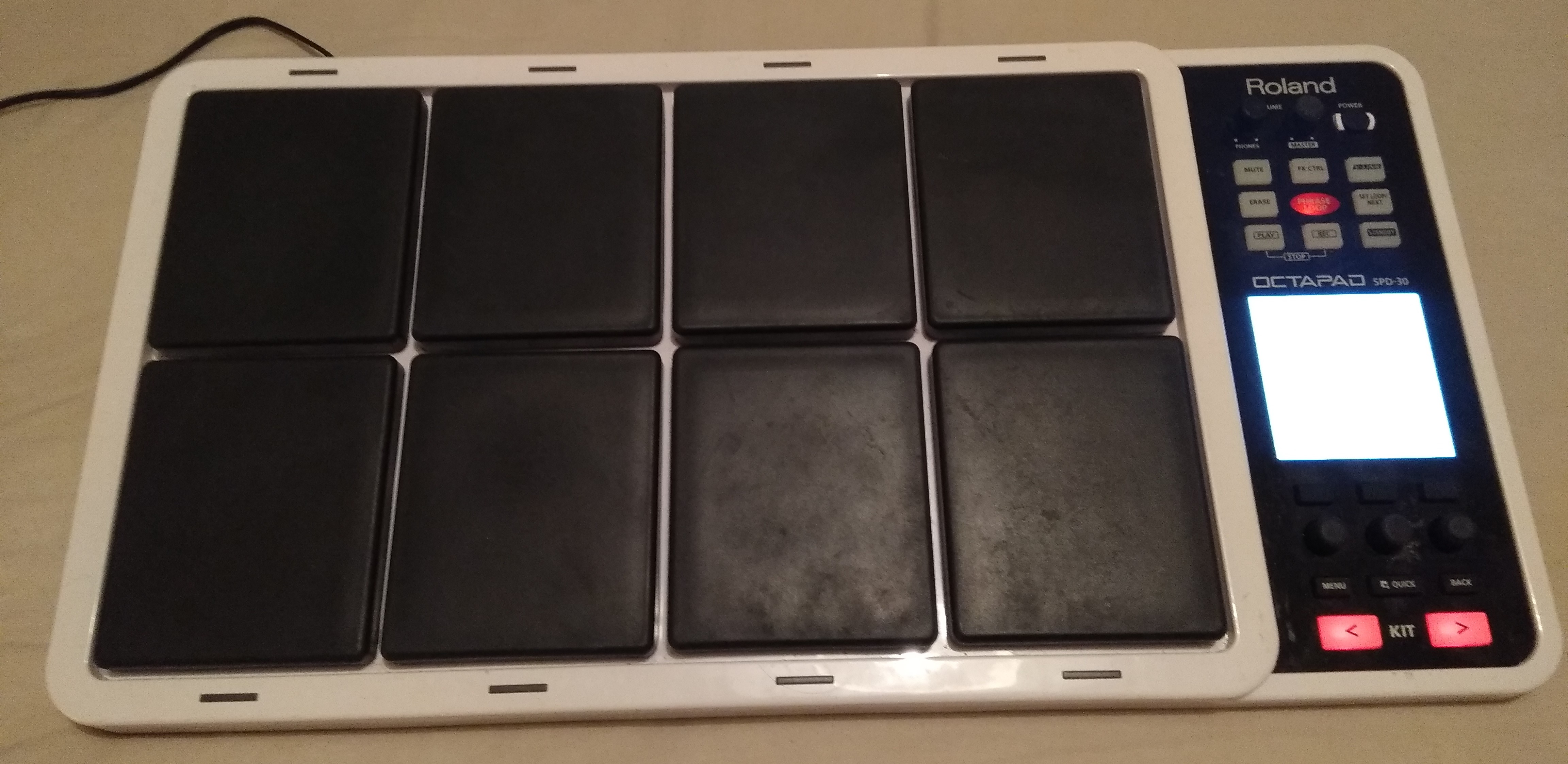Roland Octapad SPD-30 – A Real Drummer's Review