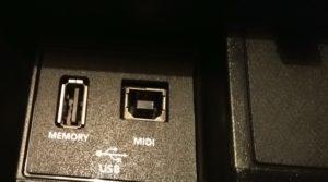 Octapad - USB capability