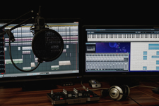 How to Record an Electronic Drum Set