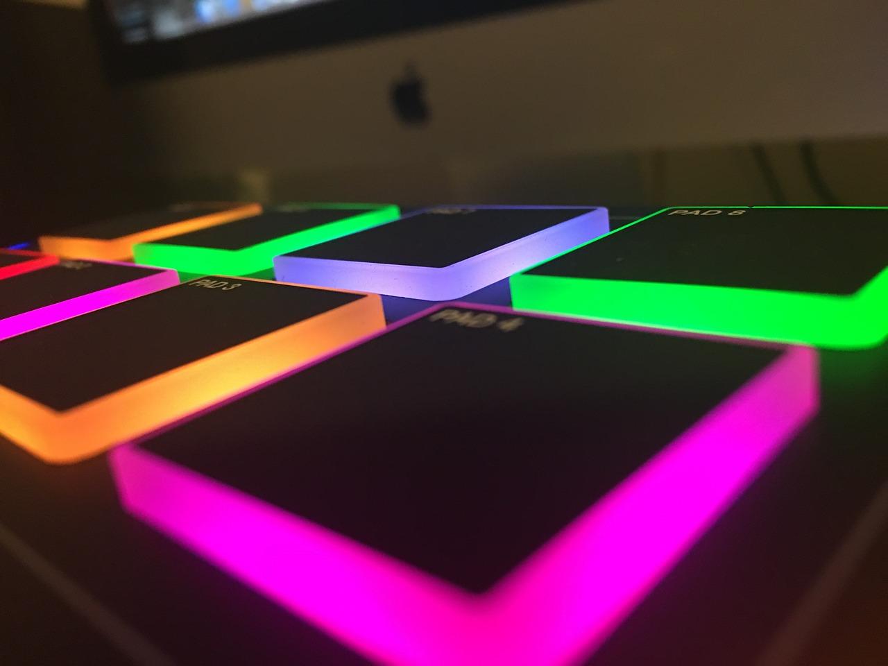 midi drum pads electronic drum advisor. Black Bedroom Furniture Sets. Home Design Ideas