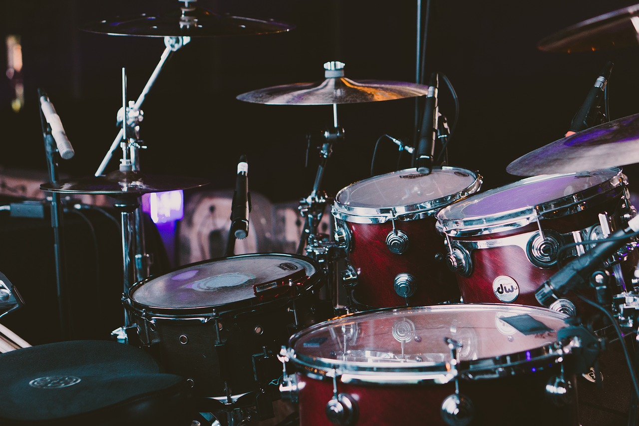 Miking Drums - How to Set up Microphones on your Drum Set