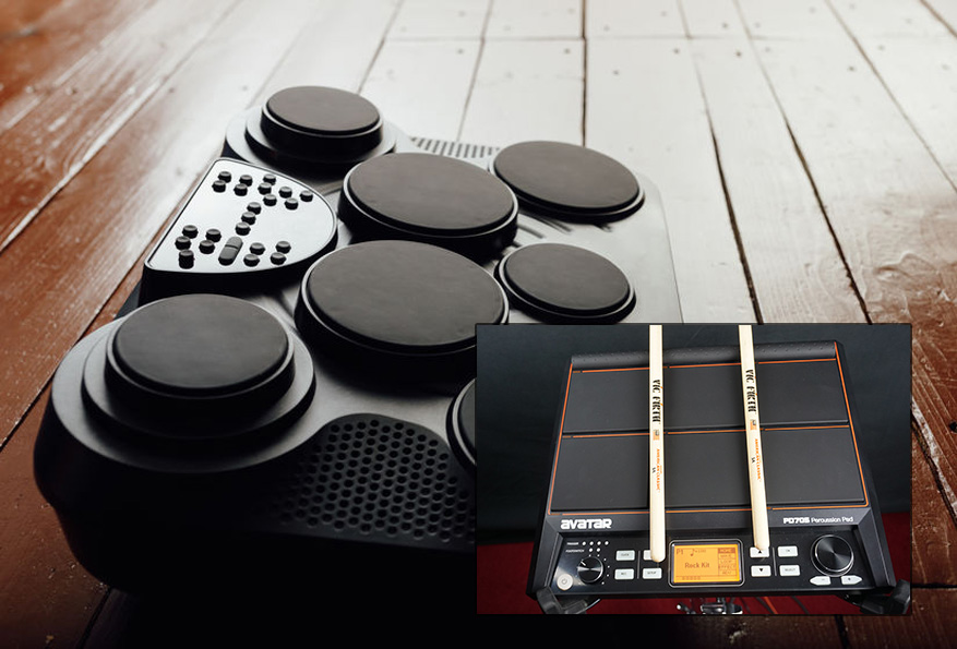cheap-electronic-drum-pads