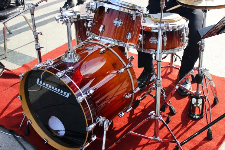 history of drums