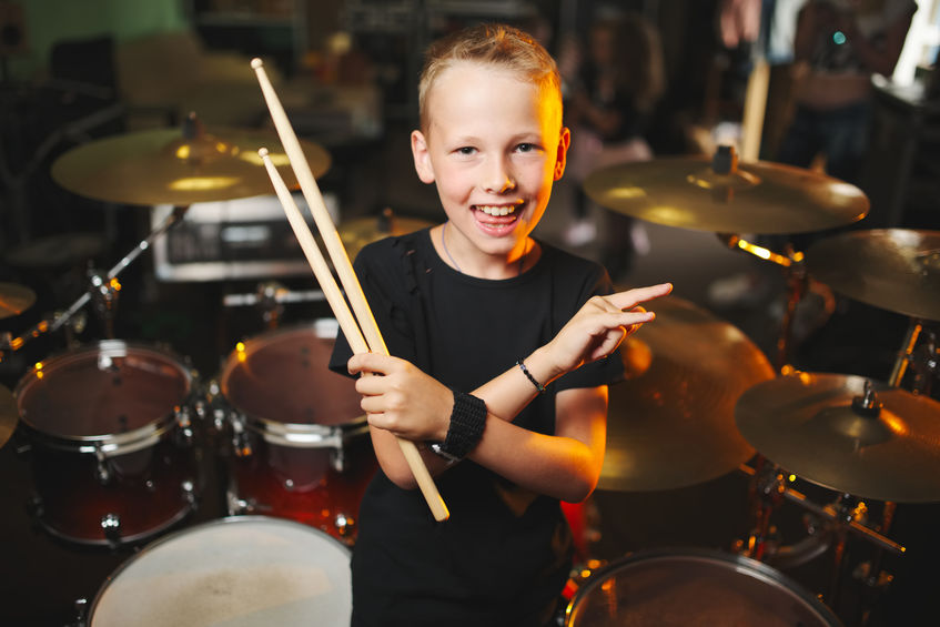 best drum sets for kids