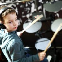 The Best Electronic Drum Sets for Kids