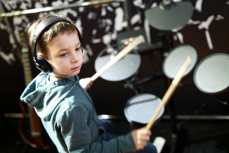 Electronic Drum Sets for Kids