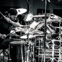 The legendary Dave Lombardo