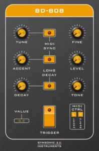 Synsonic BD-808