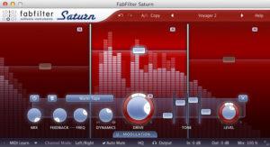 Fab Filter Saturn