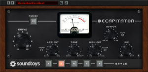 Soundtoys Decapitator Analog Saturator