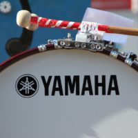 A Brief History of the Bass Drum...