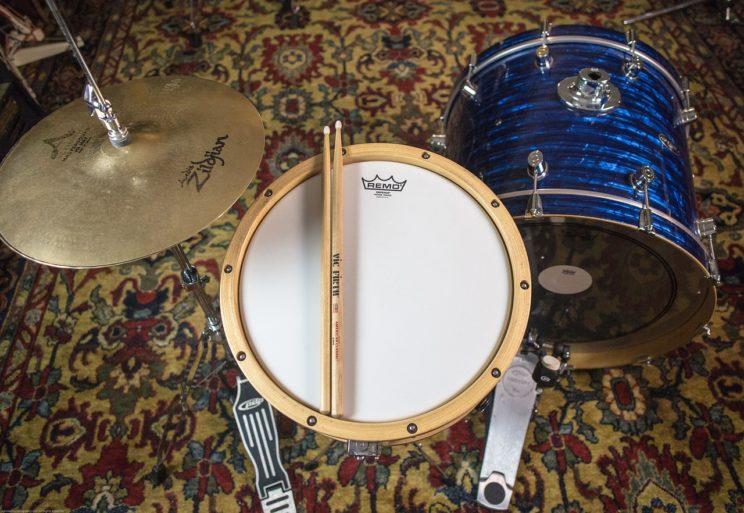 sticking - drumming