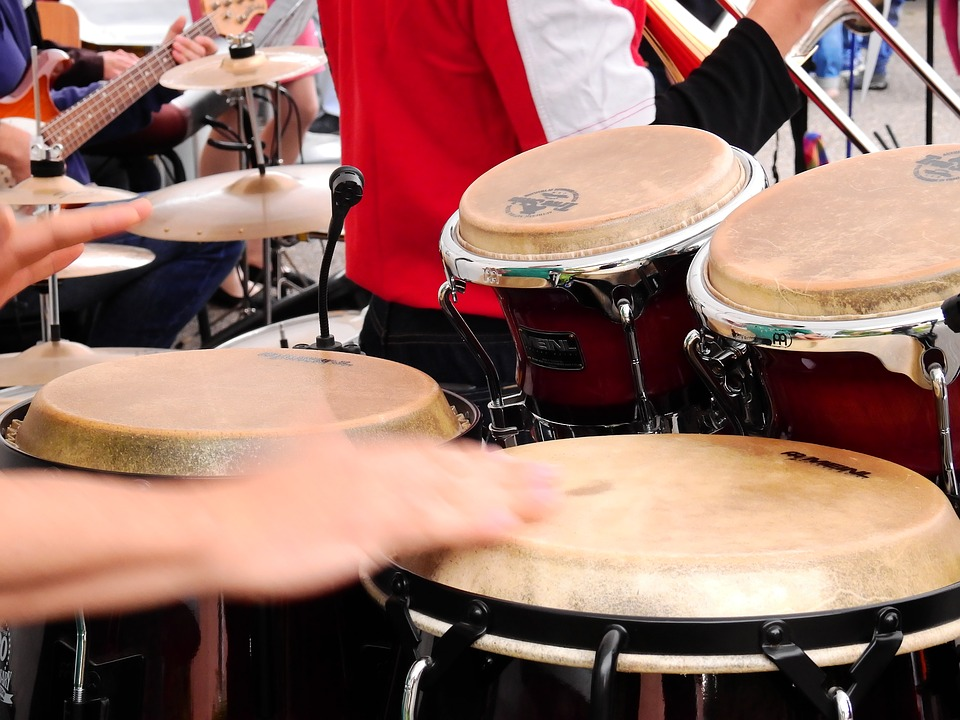 The Differences Between a Drummer and a Percussionist