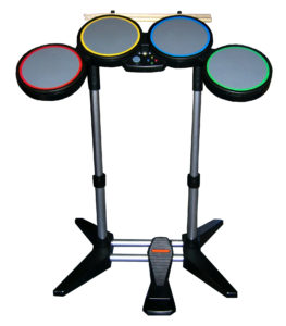 rockband-drumset