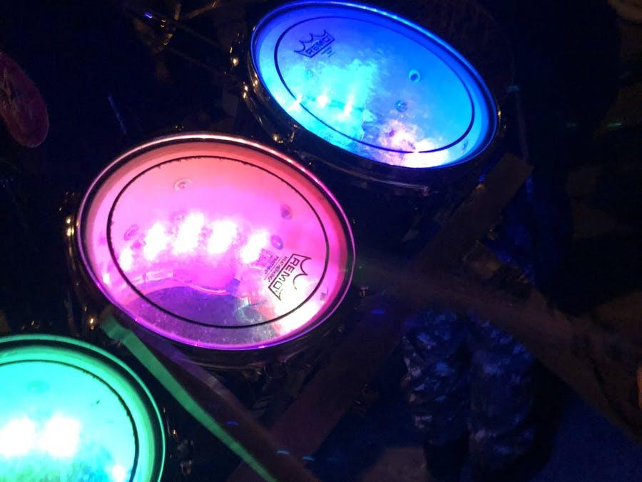 led_drums