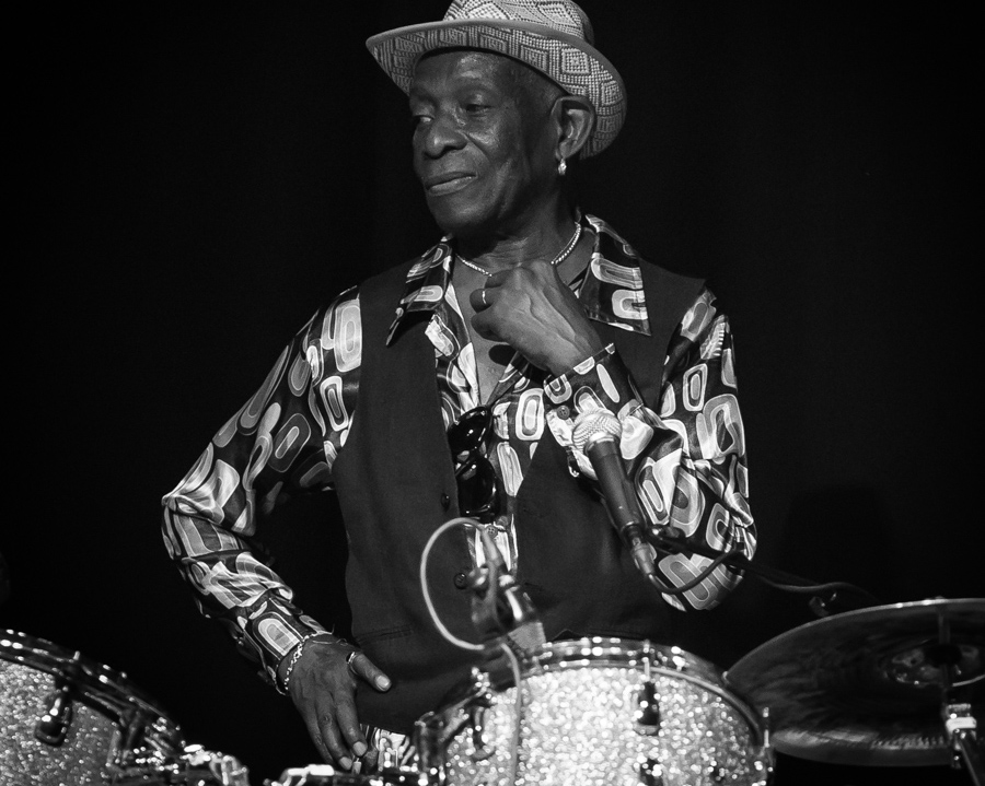 Legendary Drummer Tony Allen Dies Aged 79