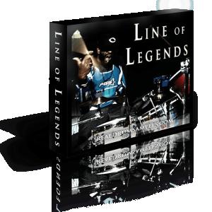 line of legends