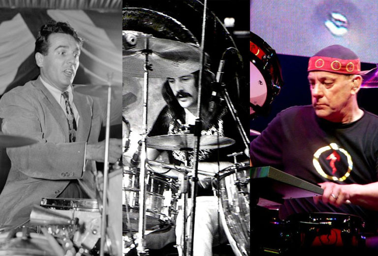best-drummers-died