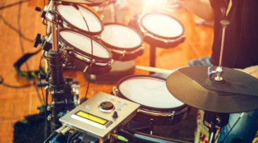 electronic-drums