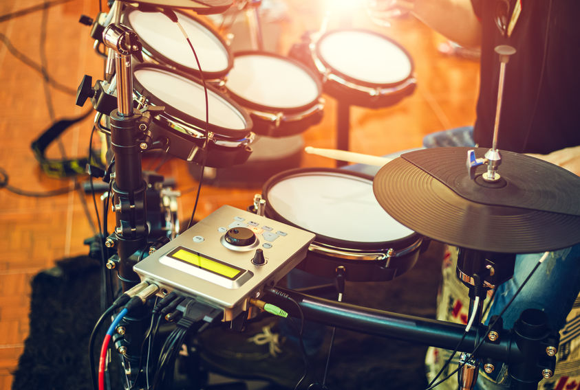 electronic snare drum