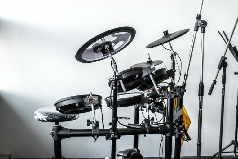 electronic-drum-set